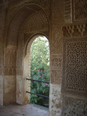 Alhambra Doorway